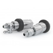 WEH® Inline Breakaway Coupling TSA6 CNG for bus and truck fuelling stations (Inline-Installation), 200 bar / 250 bar - Series