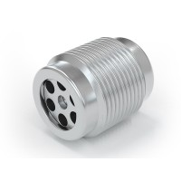 "WEH® Screw-in Valve TVR400, G1/4"" external thread, stainless steel 1.4305, DN 6 mm, 250 bar"