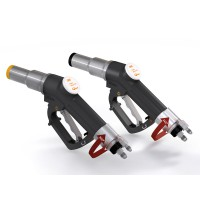 WEH® Fuelling Nozzle TK17 CNG for fast filling of cars (NGV1), single-handed operation - Series