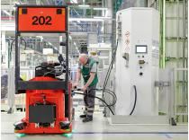 WEH® H2 Components Conquer Materials-Handling Technology